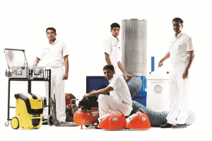 AC Filter Cleaning in Abu Dhabi: Keeping Air Fresh