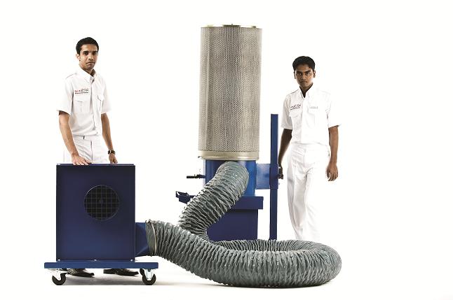 Aircon Cleaning in Dubai